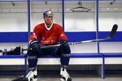Даниил Квят: Хочу сходить в Москве на хоккей!