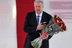 День Якушева в «Парке Легенд». Как в Москве чествовали знаменитого форварда