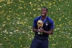 «В сборной Франции я никто!» Погба сошел с ума от счастья после победы на ЧМ