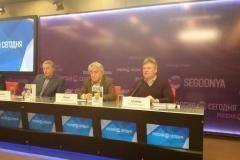 В Москве состоялась презентация книги Александра Якушева