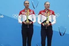 «Какой Бердыев, когда идет Олимпиада?» Как было взято золото синхронисток