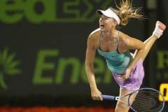 Шарапова и Макарова сохранили свои позиции в рейтинге WTA