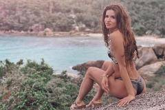 Девушка дня. Скелетонистка Юлия Канакина проводит отпуск в Таиланде