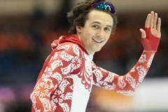 Юсков выиграл этап Кубка мира по конькобежному спорту в Астане на дистанции 1500 м