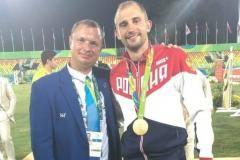 Дмитрий Меньшиков: Сказал тренеру Лесуна – Саша на этой лошади не доедет