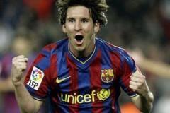 Месси открыл четвертую сотню голов в составе «Барселоны»
