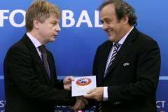 Как России не потерять членство в УЕФА