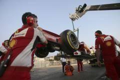 Механики в Формуле-1. Секреты профессии