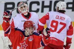 Александр Овечкин – третья «звезда» дня в НХЛ