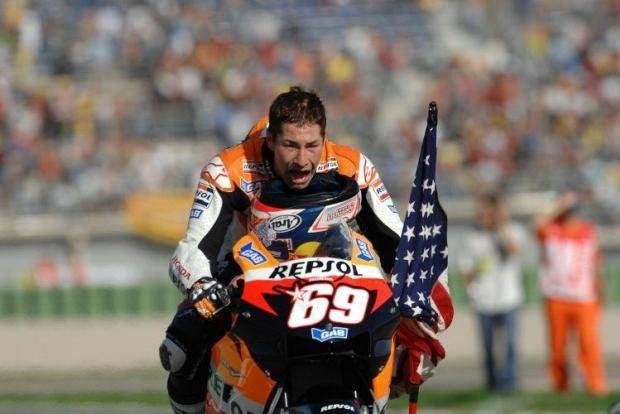 Легенда номер 69. Чемпион мира по мотогонкам погиб в 35 лет