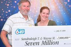 Канадская семья рассказала о планах после выигрыша $7 млн в лотерею