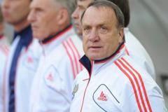 Главный тренер сборной России Дик Адвокат: Мы самые опытные? Это нам поможет