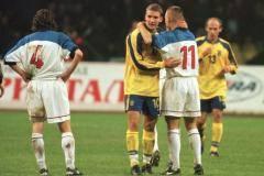 «Перед матчем с Украиной была какая-то хамская реклама по ТВ»
