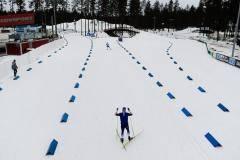 Зубков и Воевода начали сезон с пятого места