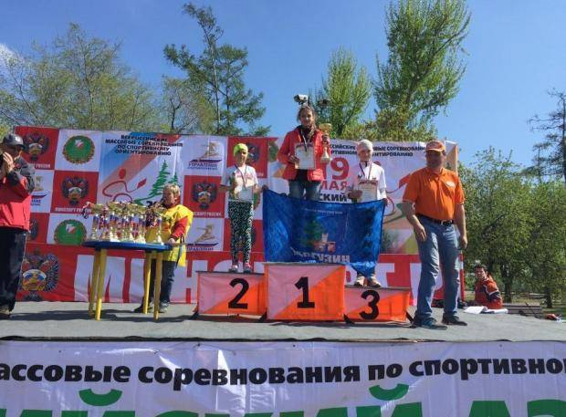Всероссийские соревнования по спортивному ориентированию «Российский Азимут - 2018» состоялись в Иркутске