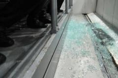 Он ломал стекло,  как шоколад вруке… Александр Овечкин крушил вМытищах ограды, соперника ибоссов НХЛ