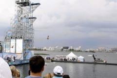 Зачем люди прыгают в воду с 27 метров и что потом с ними происходит