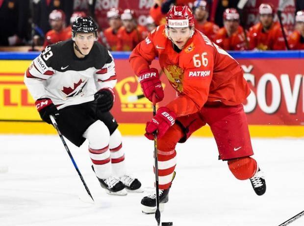 Не проКанало… Россияне уступили в четвертьфинале канадцам