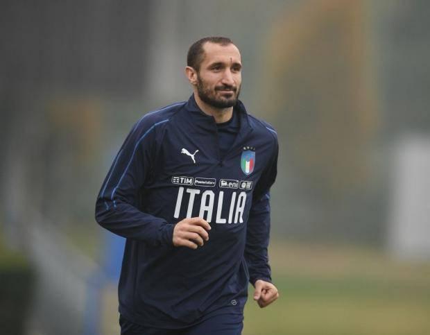 «Это все сказки». Кьеллини – о провале сборной Италии и конфликте с Вентурой