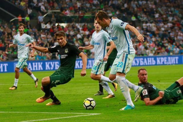 Егор Титов: «Зенит» ищет свою игру, «Спартак» пока неубедителен