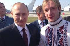 «Happy birthday, Mr. President». Как спортсмены поздравляют Владимира Путина