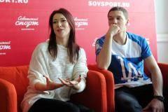 Екатерина Боброва и Дмитрий Соловьев: Женя Медведева станет еще сильнее