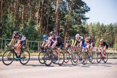 В Белгородской области прошел Открытый чемпионат по велосипедному спорту на шоссе