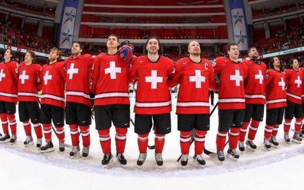 Швейцария - Россия - 8:0! [БЛОГ ДМИТРИЯ ПОНОМАРЕНКО]