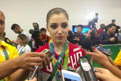 Алия Мустафина: Не вижу косых взглядов со стороны американок