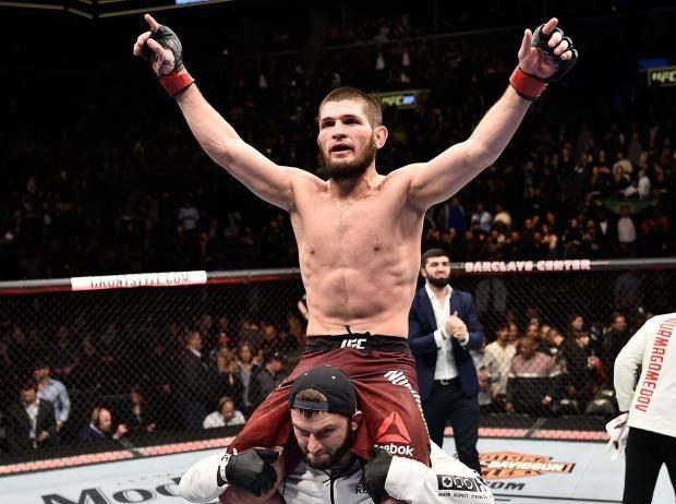 Мечта сбылась. Хабиб – чемпион UFC, а Макгрегор пусть в очередь становится