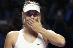 Мария Шарапова осталась на втором месте в рейтинге WTA