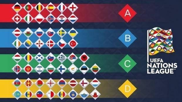 Вызов – грандам, шанс – «карликам». Что такое Лига наций УЕФА