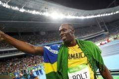 Усэйн Болт завоевал золото Игр в беге на 200 м и стал восьмикратным олимпийским чемпионом