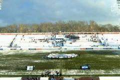 Замерзшее поле в Нижнем Новгороде, голевой почин Уориса и плевок в судью. 10 главных событий 19-го тура РФПЛ
