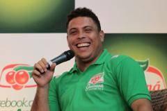 Роналдо: Неймар творит чудеса (видео)