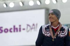 Буду брать  количеством! Иван Скобрев наолимпийском овале вСочи  взял вторую бронзу подряд