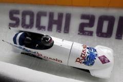 Зубков и Воевода выиграли золото на Олимпиаде в Сочи