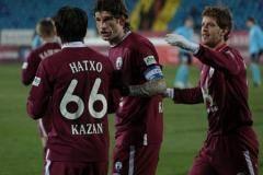 Лига Европы. «Рубин» обыграл «Интер», «Анжи» одолел «Удинезе» и вышел из группы и другие матчи