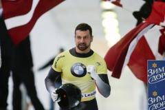 «Мы верим докладу Макларена». Дукурс – о бойкоте ЧМ-2017 в Сочи сборной Латвии