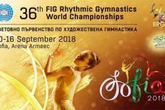 ВИДЕО ДНЯ: Прямая трансляция чемпионата мира по художественной гимнастике