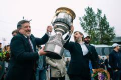 Борьба со связями. Зять депутата Виктор Лебедев стал чемпионом мира, а представитель Монако остался без медали