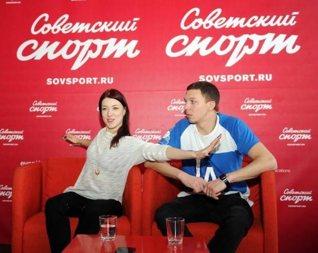 Екатерина Боброва и Дмитрий Соловьев: Везем в Пхенчхан по три чемодана