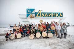 Анастасия Брызгалова: Ехала в Дудинку, чтобы погладить рога оленя