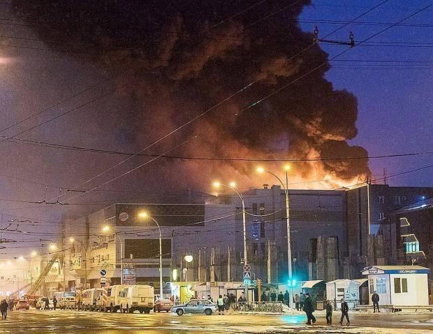 Кемерово: как спаслись гимнастки из самого очага пожара