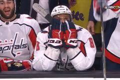 «Господи Иисусе, что за хоккей!» В шоке даже Овечкин, но «Вашингтон» победил