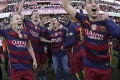 «Барселона» – чемпион. Пять причин, почему это случилось снова