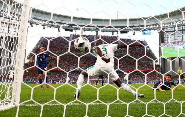 Япония и Сенегал выдали ярчайшую ничью. Вы обязаны пересмотреть этот матч!
