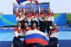 «Она заплакала – и я тоже». Мама Светланы Колесниченко – о золотой медали в Рио