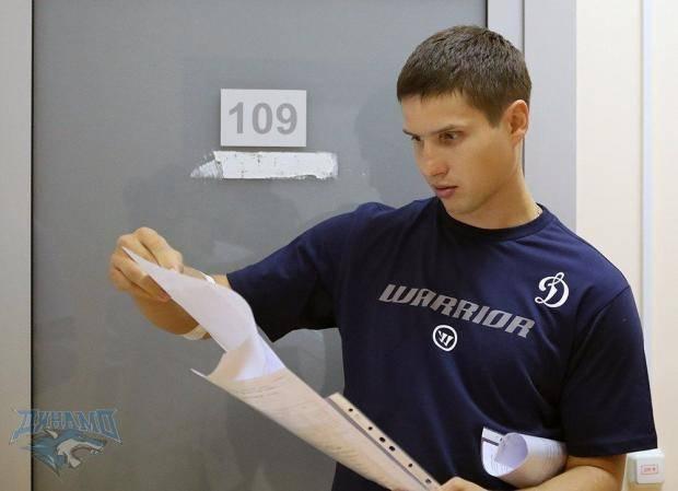 Вадим Шипачев: В «Динамо» начну все с чистого листа! Мне есть, что доказывать