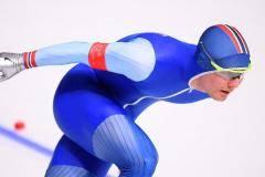 Феноменальная развязка ЧМ по конькам в классике – падение Педерсена